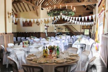Alveston Pastures Farm Indian Summer Wedding