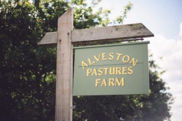 Welcome to Alveston Pastures Farm