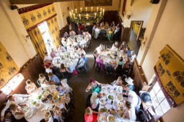 Alveston Pastures Wedding Dinner